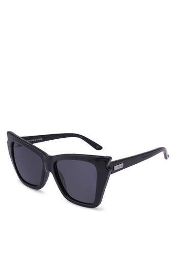Le Specs black Rapture Sunglasses F0A10GLF389120GS_1