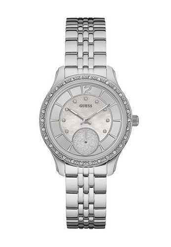 Guess silver Guess Whiteney Silver Stainless Steel Watch 7EDCFACDD60926GS_1