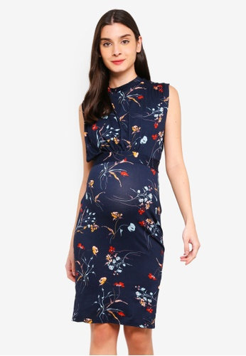 0bc32ecdbf4bd Shop Envie De Fraise Maternity Rita Tank Dress Online on ZALORA Philippines