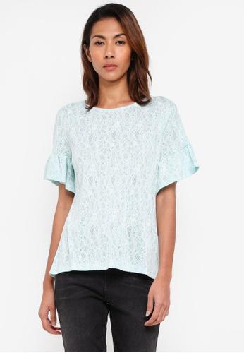 ESPRIT green Short Sleeve T-Shirt 99D49AA61DBA24GS_1