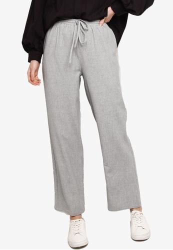 ZALIA BASICS grey Lounge Trousers 6198DAAB8F3658GS_1