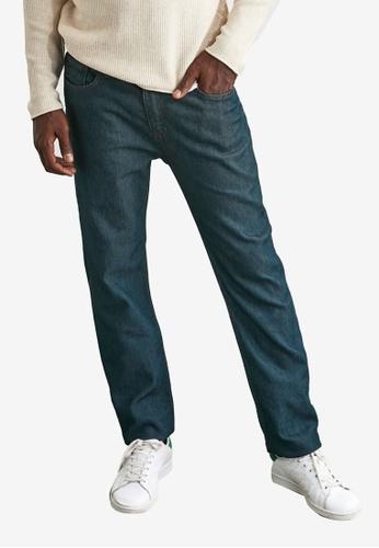 Trendyol blue Slim Fit Jeans B12F1AA96AA9D3GS_1