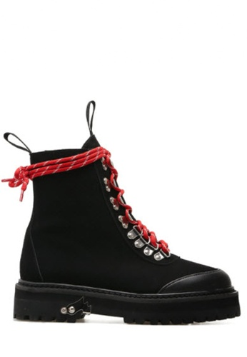 Twenty Eight Shoes black Fashion Riding Boots7065-1 TW446SH2UXRZHK_1