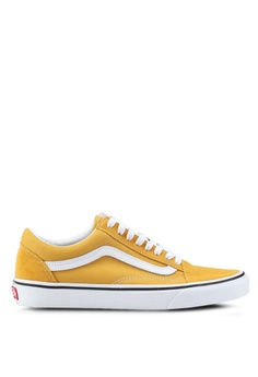 23967a706f4f VANS yellow Old Skool Sneakers 80A4DSH091CE4DGS 1