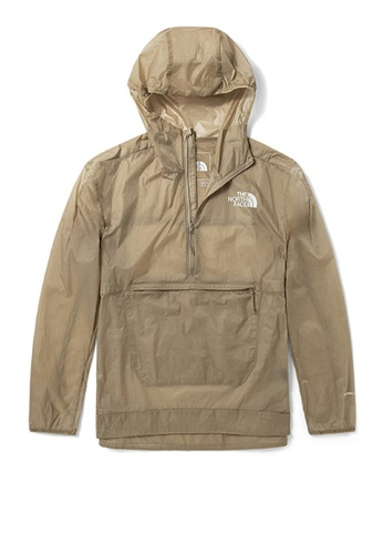 The North Face brown The North Face Men's Windy Peak Jacket 608A0AA34941D3GS_1