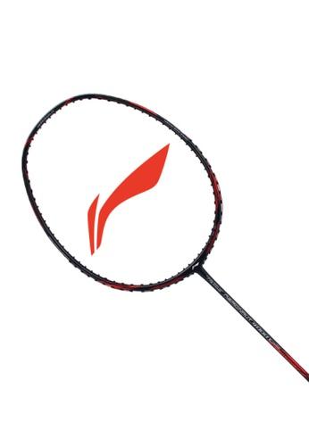 Li-Ning black and red LI-NING AERONAUT 4000 C BADMINTON RACQUET - BLACK/RED 70005SE5F7F473GS_1
