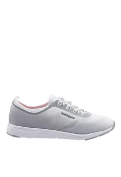 f3068e150913 Hush Puppies white Hush Puppies Women s Alexa Enughten Mesh Sneaker - White  18503SH3403603GS 1