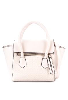 Liz Structured Shoulder Bag