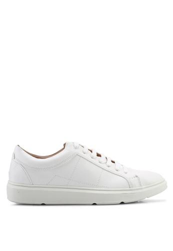 Topman white White Rilla Trainers A7E6FSH2653DDFGS_1