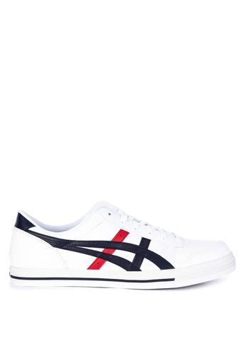 ASICSTIGER white Aaron Sneakers 131F3SH66B197DGS_1