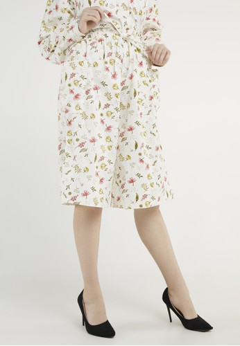 Point One multi Magda Meadow Pants 12874AAB0DBEB2GS_1