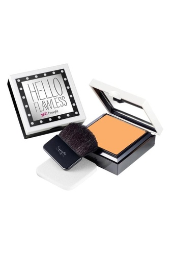 Benefit beige Benefit Hello Flawless! Powder Foundation - Amber, I'm Haute For Sure BE670BE0RQYVMY_1