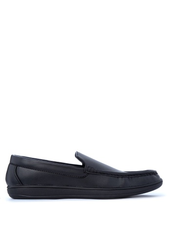 H2Ocean black Fenton Loafers & Moccasins H2527SH17UNEPH_1
