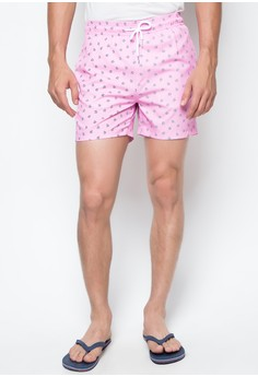 Diamond Swim Shorts