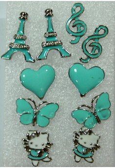 Little Ladies Earrings Set