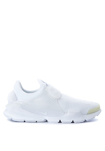 Nike white Nike Sock Dart KJCRD Shoes NI126SH0JTAQPH_1