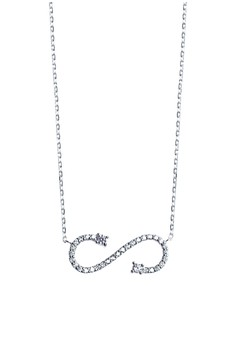Benevolent Silver Earrings and Necklace