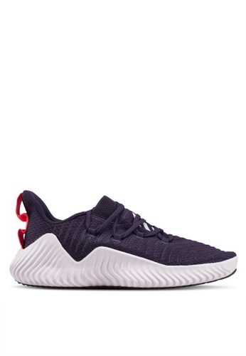 adidas performance alphabounce trainer w