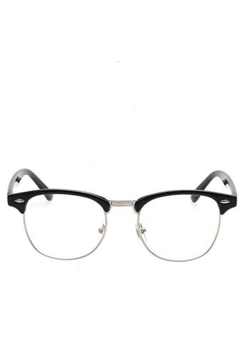Hamlin gold Mackenzie Eyeglasses Kacamata Vintage Pria & Wanita Desain Klasik Frame Material Alloy ORIGINAL 49C53GL782FB49GS_1