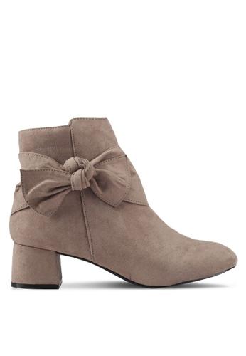 Dorothy Perkins pink Blush Alba Ankle Boots F9C29SHDB92C2FGS_1