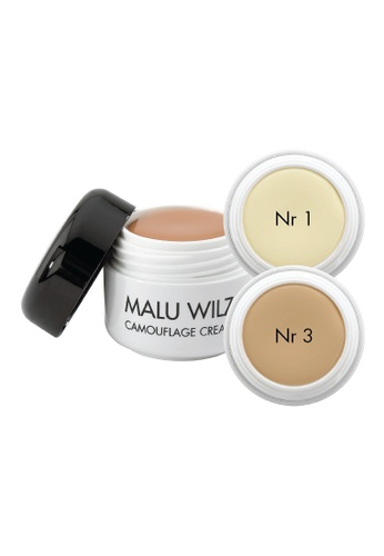 Malu Wilz multi Camouflage Cream NR1-NR3 (2 units) MA792BE76TVZMY_1
