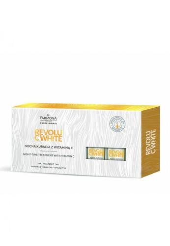 Farmona REVOLU C WHITE Night-Time Treatment With Vitamin C 07CA1BE63C9EF3GS_1