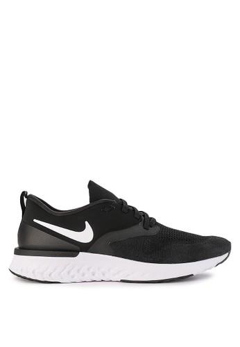 Nike black Nike Odyssey React Flyknit 2 Shoes 24BC3SH9951521GS_1
