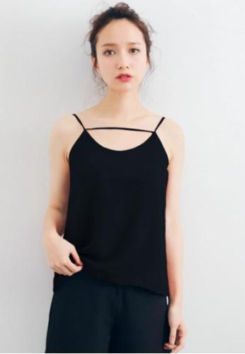 Shopsfashion black Fiona Cami in Black A75C7AA0064063GS_1