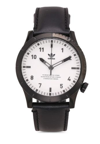 adidas black adidas originals Cypher LX1 Watch 87246ACE6B45B6GS_1