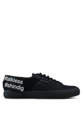 Superga black 2750 Sneakers 550BESHC5D86D0GS_1