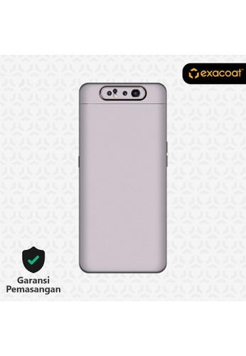 Exacoat Galaxy A80 3M Skin / Garskin - Mystic Lilac - Cut Only 5C9D8ES16BCCA8GS_1