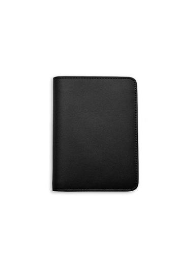 PLAIN SUPPLIES black ELI I Bifold Wallet in Black E61B7AC9AF49E9GS_1
