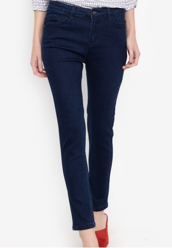 6525ebc87cfc Shop REDGIRL Skinny Straight Femme Jeans Online on ZALORA Philippines