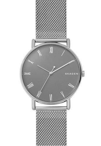 Skagen silver Skagen Signatur Silver Watch SKW6428 SK533AC0SM5PMY_1