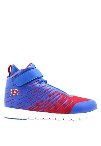 Precise blue Precise Carlo T Sepatu Sneakers Pria - Biru 21EAESH4423674GS_1