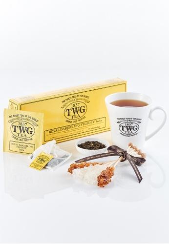 TWG Tea Morning Awakenings Teabag (Royal Darjeeling) 090A9ES084E743GS_1