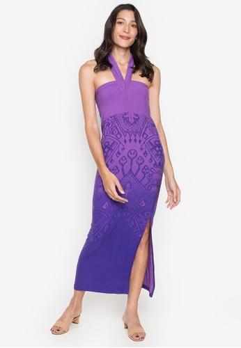 Eve's Chic purple Adara Multi-Way Maxi Dress E7CE4AAA841ACDGS_1