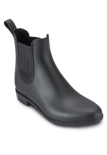 Causenia 彈性仿皮踝靴,esprit outlet 家樂福 女鞋, 鞋