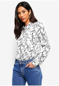97c456daad734d Buy WAREHOUSE Tops For Women Online on ZALORA Singapore