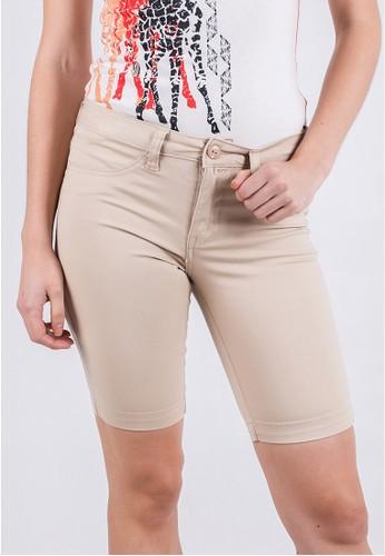 LGS beige LGS -  Short Pants - Khakis - Straight. LG695AA38YGZID_1