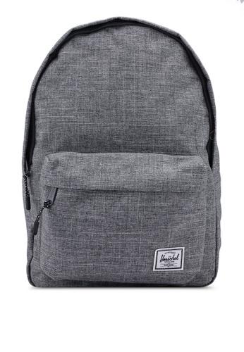 Herschel grey Classic Mid-Volume Backpack 959D7AC94CDA50GS_1