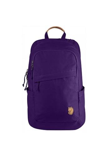 Fjallraven purple Fjällräven Raven 20 Purple 65B1BAC1030B6BGS_1
