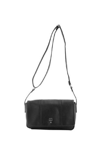 Anello black anello Premium PU Sling Bag 1E393AC6F501DFGS_1