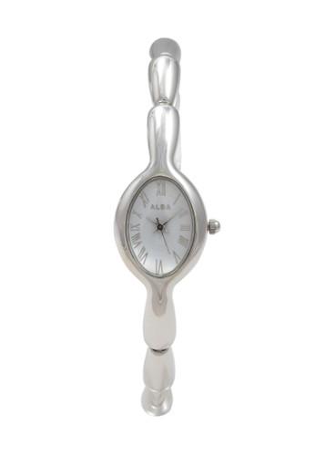Alba silver ALBA Jam Tangan Wanita - Silver White - AC3B59 497DDACDB4295BGS_1