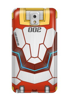 Mecha JD002 Glossy Hard Case for Samsung Note 3