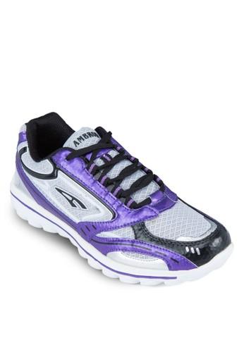 Ezalora 手錶xora 網紗撞色運動鞋, 女鞋, 運動鞋