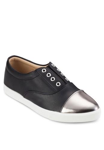 金屬感尖頭拼接zalora是哪裡的牌子休閒鞋, 女鞋, 鞋