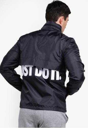 d546c7cf8ad0 Nike black As M Nsw Jdi Woven Hooded Jacket E8A2FAA5CEECFDGS 1