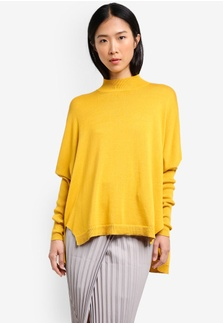 GINLEE Studio Snow Top in Yellow