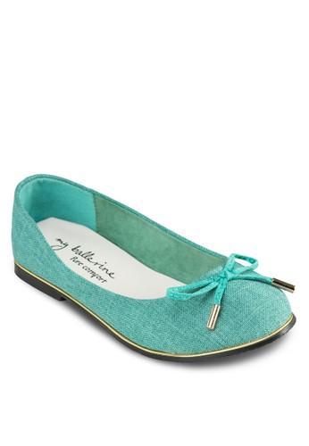 Olivia 舒適平底鞋, esprit outlet 家樂福女鞋, 芭蕾平底鞋